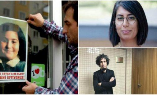 Rabia Naz'ın babası ve gazeteciler serbest bırakıldı