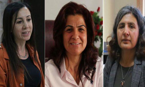 HDP'li Mazıdağı, Derik ve Savur Belediyesi eşbaşkanları tutuklandı