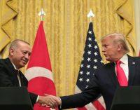 İşte Erdoğan ve Trump'ın basın açıklamasından öne çıkanlar