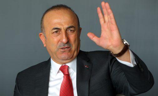 Çavuşoğlu ve Yunan bakan arasında 'sığınmacı' tartışması