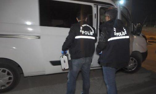 Bursa Jandarma Astsubay Okulu'nda kadın cinayeti