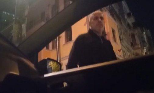 Sekiz suç kaydı olan değnekçiyi 108 lira ceza kesip serbest bıraktılar