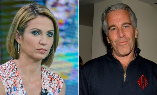 Mikrofon açık kaldı, spiker 'Epstein' haberinin üç yıl gizlendiğini itiraf etti