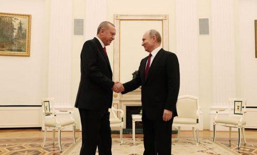 ABD'den dönecek Rusya'ya gidecek: Erdoğan 29 Eylül'de Putin'le görüşecek