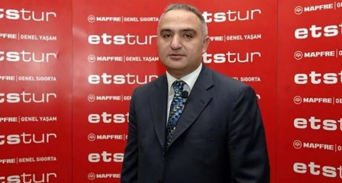 Pes dedirten karar: Otel sahibi Turizm Bakanı Ersoy, otelinin çevresini turizm tahsis alanı ilan etti