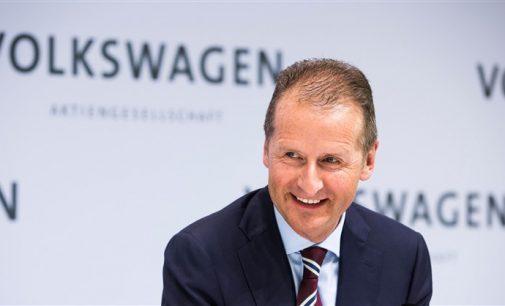 Volkswagen CEO'sundan Türkiye'de yatırım açıklaması