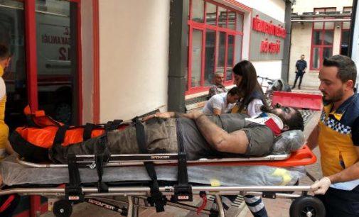 Zonguldak'ta ocakta göçük: Üç işçi yaralandı