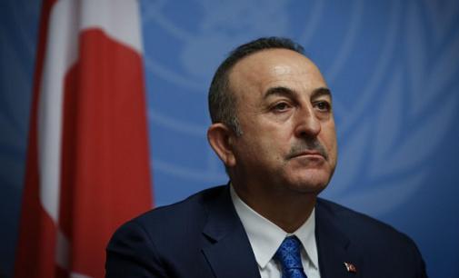 Çavuşoğlu'ndan 'Libya' açıklaması: AB'yle birlikte çalışmak zorundayız, diyalog ve işbirliğinden yanayız