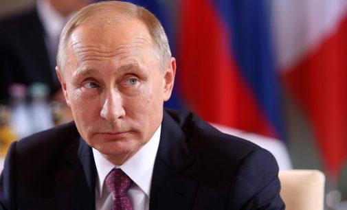 """Putin, ABD'nin Afganistan'dan çekilmesini """"kaçış"""" olarak niteledi"""