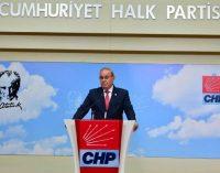 CHP: NATO zirvesinde Biden'la görüşme uğruna, ülkemizin tarihine leke sürülmesine göz yumulmuştur
