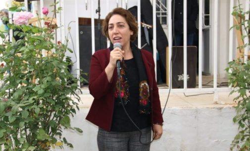 Saliha Aydeniz, HDP'den istifa etti