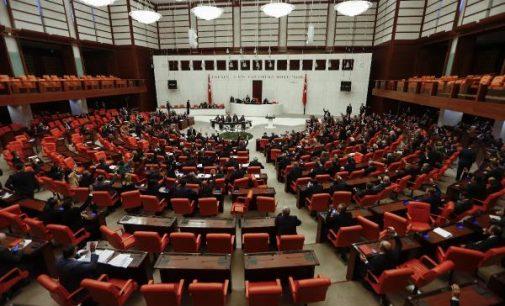 Libya mutabakatı AKP ve MHP'nin oylarıyla TBMM'de kabul edildi