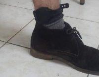 Eski eşin ayağına elektronik kelepçe takıldı