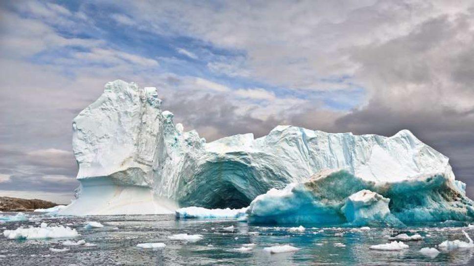 En güzel buzul manzaraları