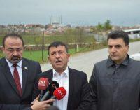 Demirtaş'ı ziyaret eden CHP heyeti: Morali iyi