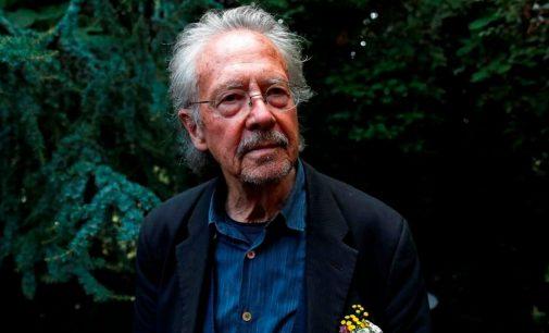 Milli Savunma Bakanlığı'ndan, Nobel Edebiyat Ödülü'nün Handke'ye verilmesine tepki