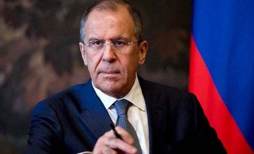 Rusya Dışişleri Bakanı Lavrov: ABD Suriye'deki saldırısından 4-5 dakika önce Rusya'ya haber verdi
