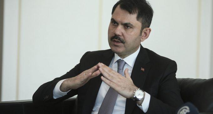 Bakan Murat Kurum: Binalarda yağmur suyu toplama sistemi zorunlu hale getirildi