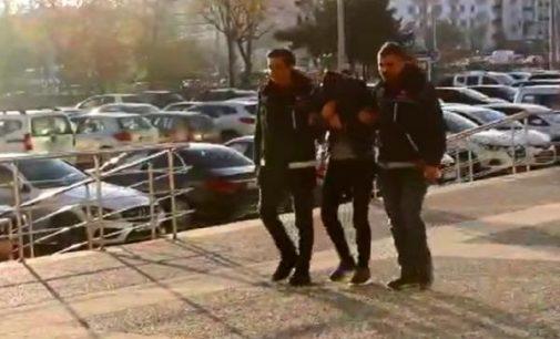 İstanbul'a 121 kilo esrar götüren polis memuru, Bolu'da yakalandı