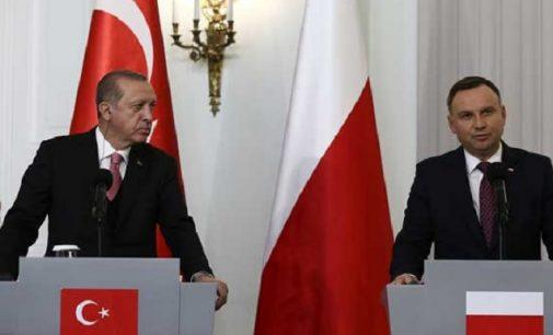 Polonya Cumhurbaşkanı'ndan 'Erdoğan' açıklaması