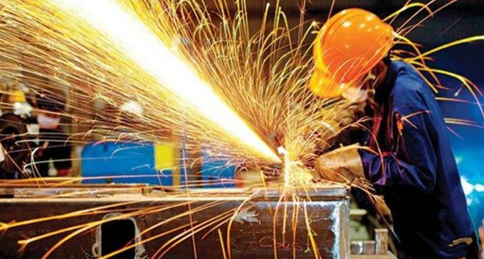 TÜİK verisi: Sanayi üretiminde düşüş