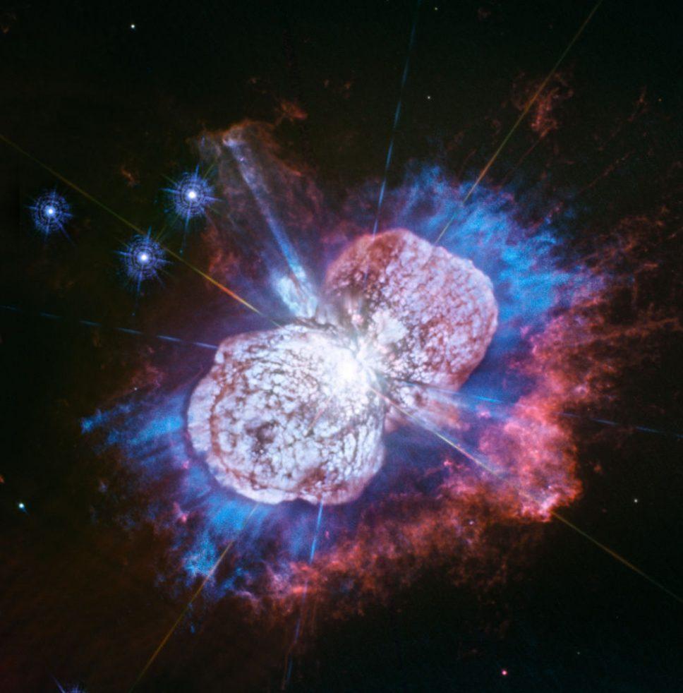 Yılın en etkileyici uzay fotoğrafları