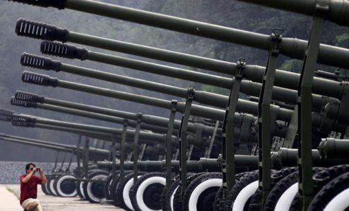 Çin dünyanın en büyük ikinci silah üreticisi konumuna yükseldi