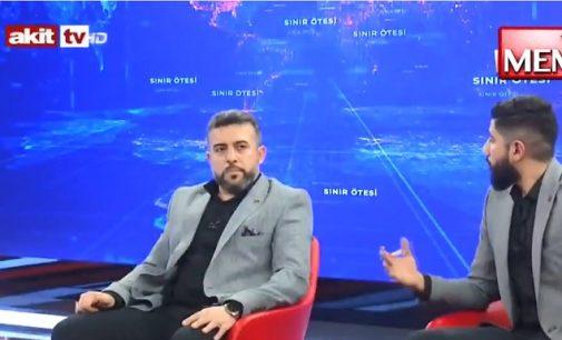 Akit TV'de konuşan ÖSO komutanı: Osmanlı Halifeliği için Libya'da, Çin'de, cihat neredeyse orada savaşırız