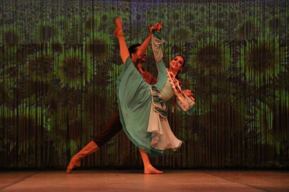 Trakya türküleri modern dansla harmanlandı: 'Arda Boyları' balesi