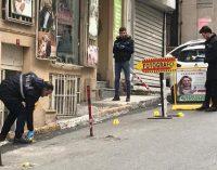 HDP İstanbul İl Başkanlığı önünde ateş edildi