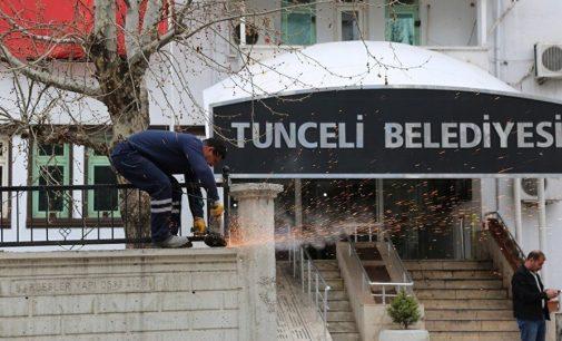 SGK, Tunceli Belediyesi hesaplarına haciz koydu!