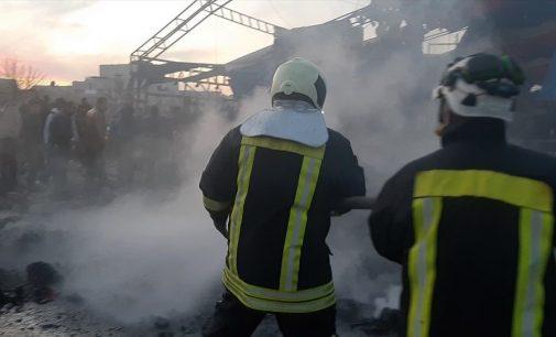 Suriye Azez'de patlama: Yedi kişi yaşamını yitirdi