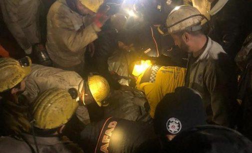 Kaçak maden ocağındaki göçükten acı haber: İki işçi yaşamını yitirdi