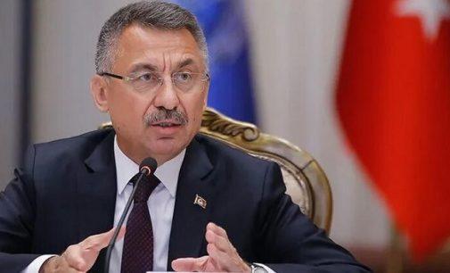 Cumhurbaşkanı Yardımcısı Oktay: 2 bin 721 öğrencimiz Türkiye'ye getirildi