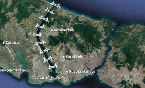 Kanal İstanbul 30 ilçede 2 bin 69 kişiye soruldu: İşte anketin sonucu…