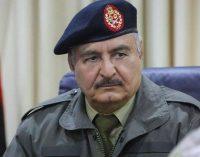 Hafter, Berlin'deki Libya Konferansına katılacağını açıkladı