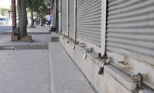CHP'li Mehmet Güzelmansur: Bin 213 şirket iflas etti 2 bin 52 şirket konkordato ilan etti