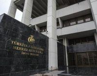 Merkez Bankası enflasyon tahminini yüzde 12.1'e yükseltti