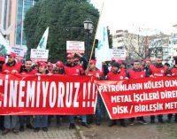 Metal işçileri grev yolunda: Toplu iş sözleşmesi görüşmelerinde uzlaşı sağlanamadı