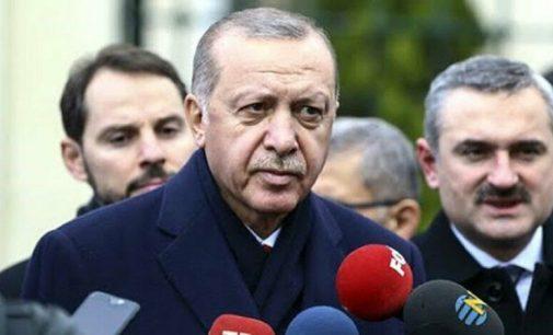 Erdoğan'ın 'Kanal İstanbul' çelişkisi: 20 saniyede kendisini yalanladı