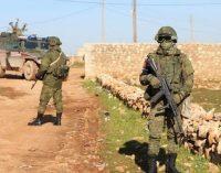 İdlib'in doğusundaki çatışmalarda dört Rus askeri öldü: Hava saldırıları sürüyor