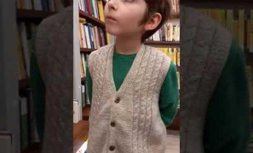 10 yaşındaki Atakan sosyal medyayı salladı: Aristo, Spinoza, J.J. Rousseau…