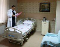 Sağlık Bakanlığı karantina hastanesinin görüntüleri paylaştı