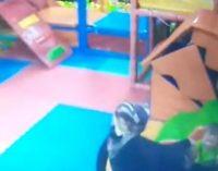 İki yaşındaki çocuğa kreşte şiddet uygulayan öğretmen tutuklandı