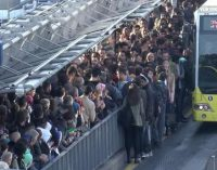 Metrobüs seferleri artırıldı: Yoğun dönemlerde 20 saniyede bir