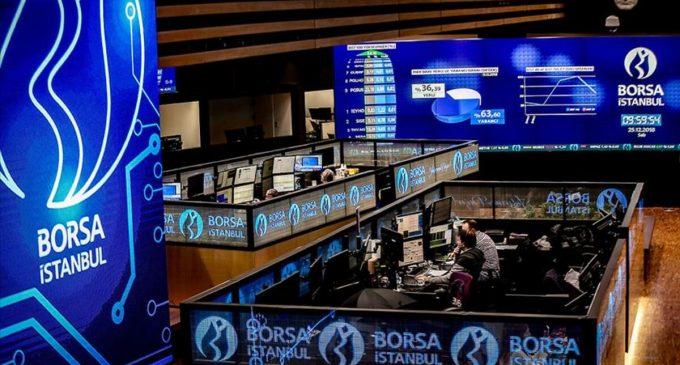 Borsa İstanbul'un piyasa değeri dört günde 118 milyar lira eridi