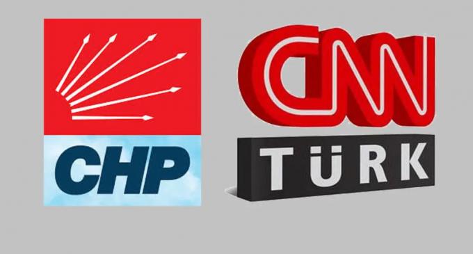 CHP'de CNN Türk boykotunu ilk delen isim…