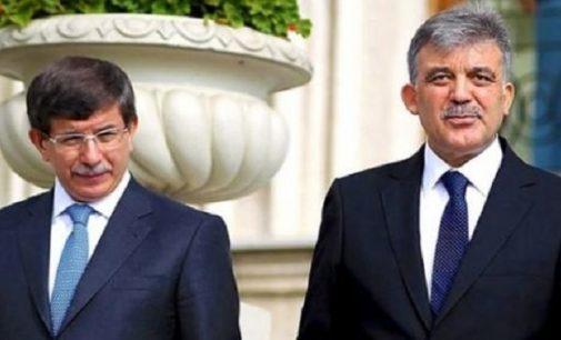 Davutoğlu'ndan Gül'e 'Siyasal İslam' yanıtı: Çok ezberci bir tutum…