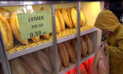 Rekabet ekmek fiyatını 59 kuruşa düşürdü, vatandaş sevindi