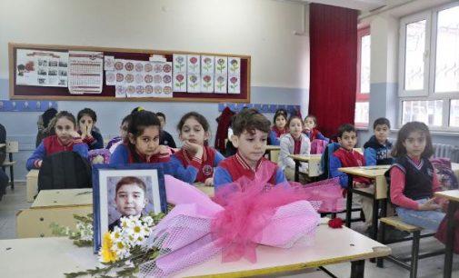 Elazığ'da ders zili gecikmeli ve hüzünlü çaldı